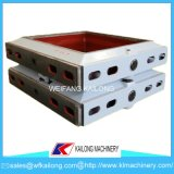 Ductile Iron /Grey Iron Foundry Casting Sand Boxes, Moulding Flask with High Quality