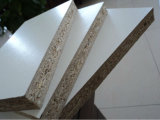 4*8 Textured White Melamine Coated Particle Board