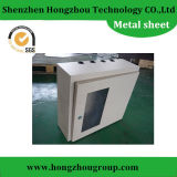 SPCC Switchgear Cabinet Sheet Metal Fabrication with Perfect Quality