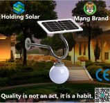 Solar LED Moon Light with Intelligent Sensor for Outdoor Using