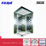 FUJI, Mitsubishi Quality Passenger Elevator with Small Machine Room