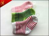 Anti-Slip Sole Custom Logo Baby Sock