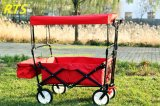 Hot Sales Hand Trolley/ Folding Kids Wagon Easy Stroge