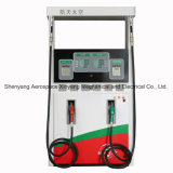 Petrol Pump of 4 LCD Displays and 4 Nozzles-Submersible