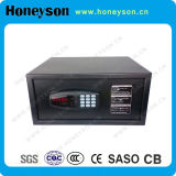 High Security Electronic Safe Box with Keys