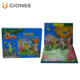 Custom Printing Hardcover Book/ Pop up Children Book