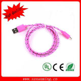 Nylon Braided USB Charger Cable for iPhone5