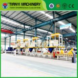 Tianyi Horizontal Molding EPS Cement Sandwich Roof Panel Forming Machine