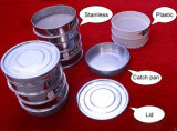 Lab Standard Test Sieve, Woven Wire or Perforated Plate