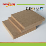 MDF Board/Melamine Plain MDF for Interior Design