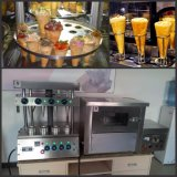 Factory Supply Pizza Cone Machine with Stainless Steel