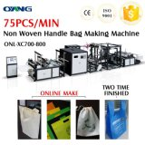 Automatic Non Woven Bag Making Machine (AW-XC700)