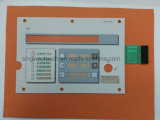High Quality Multifunctional Membrane Switch with Skylight