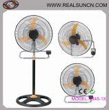 Table Fan, Wall Fan, Industrial Fan-3 in 1 18inch with Horn Blade