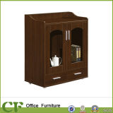 Classic Style Tea Cabinet with Doors for Home Furniture