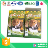 HDPE Scented Dog Waste Bag with Handle Tie
