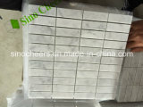 Lowest Price Bianco Carrara White Marble Floor Tiles and Wall Cladding Price