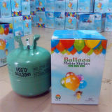 Birthday Party Used Balloon Helium Gas Cylinder