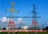Megatro 220kv Zk3 Tension Transmission Steel Tower