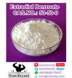 99% High Quality Female Health Steroid Estradiol Benzoate CAS: 50-50-0