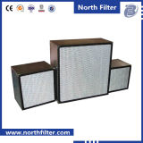 Deep Pleated HEPA Filters for Industrial Filtration