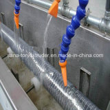 50-75mm Plastic PVC Steel Wire Reinforced Hose/Pipe Extrusion Production Line