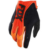 Orange&Black High Quality Motorcycle Gloves for off-Road Racing (MAG73)
