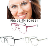 Colorful Latest Hot Selling Eyeglasses Metal Optical Frame