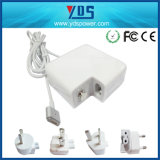 High Quality 14.85V 3.05A Flat Laptop Adapter for Magsafe 2
