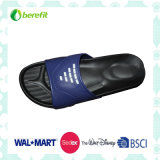 Men′s Slippers with EVA Sole and Fashion Design