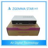 Best Selling Products 2015 Zgemma-Star H1 Twin DVB-S2+C Satellite TV Receiver Hot Sell in Switzerland