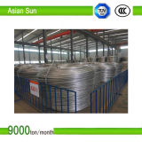 Bare 1350 Type, ISO Certificate Aluminum Wire Rod 15mm