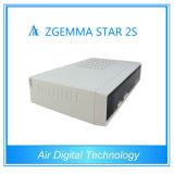 Original Zgemma Star 2s Digital Satellite Receiver Enigma2 Linux System Two Tuner Zgemma Star 2s