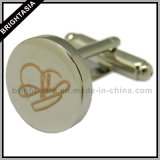 Fashion Metal Cuff Link for Clothing Accessory (BYH-10427)