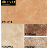 Plating Slate Stone Porcelain /Ceramic Floor (600X600mm)