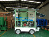 Truck Mounted Electrical Transformers Oil Reclaiming Machine
