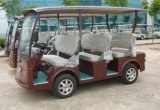 China Best 8 Seater Electric Sightseeing Bus Made by Dongfeng on Sale
