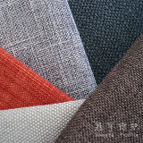 Polyester Linen Fabric for Sofa Home Textile Polyester Fabric