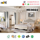 New Wooden Home Furniture Classical Style Bedroom Furniture (9022)