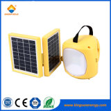 Rechargeable Mini Solar LED Lantern Lamp for Outdoor Camping