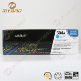 Toner Cartridge Ce530A Ce531A Ce532A Ce533A for HP 304A