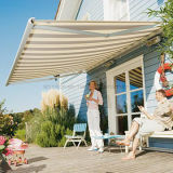 Retractable Awning, Whole Cassette Awning