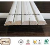 Flexible Chinese Fir Skirting Board
