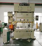 Taiwan C Type Double Cranks Sheet Metal Stamping Machine 110ton