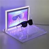 LED L-Shape Acrylic Sunglasses Display Holder