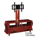 Living Room Furniture Wood Television Table TV Stand