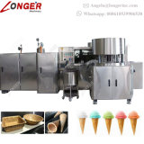 Full Automatic Rolled Sugar Ice Cream Cone Making Machine