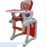 Plastic Portable Feeding Baby Folding High Chair