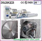 Aluminum 3 Axis CNC Double Head Cutting Machine