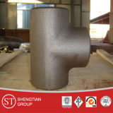 "Blasted Carbon Steel Weld Tee (1/2""-72"")"